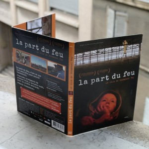 vue du DVD extérieur