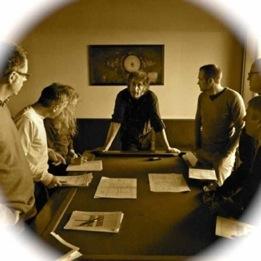 réunion de maitrise d'oeuvre