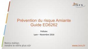 pollutec2016lyon-ed6262amiante